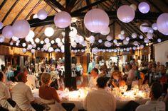 Namale Resort and Spa Wedding Reception for 130 people at Wasa Wasa...