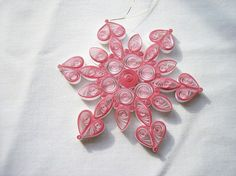 pretty twist on just white... just a touch of pink... would be pretty with a touch of light blue also ~!~