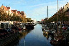 for almost ten years now...Christianshavn in Copenhagen