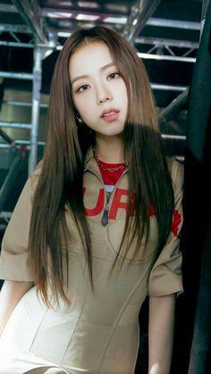 Blackpink Jisoo, Kpop Girl Groups, Kpop Girls, Ft Tumblr, Black Pink Kpop, Mode Rose, Blackpink Photos, Blackpink Fashion, Jennie Blackpink