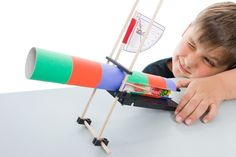 Ping-Pong Ball / Projectile Launcher Activity -Click for Quantity Pricing