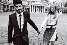 Tbh as much as I would love to date Zayn I 100% love and ship Zigi