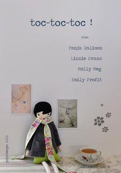 Beautiful handmade doll x Felt Fabric, Fabric Dolls, Rag Dolls, Pretty Dolls, Cute Dolls, Sewing Art, Sewing Crafts, Disney Animator Doll, Guys And Dolls
