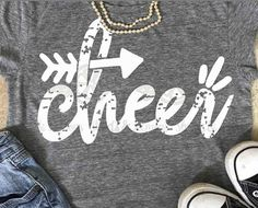 Check out our cheer svg selection for the very best in unique or custom, handmade pieces from our shops. Cheer Tryouts, Football Cheer, Cheer Camp, Cheer Coaches, Cheer Dance, Football Shirts, Cheer Coach Shirts, Cheerleading Shirts, Cute Cheer Shirts