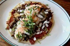 Rick Bayless | Ground Lamb Tacos, Arabes Style Rick Bayless, Tacos, Ground Lamb, Mexican Food Recipes, Ethnic Recipes, Eat The Rainbow, Tex Mex, Weeknight Meals, Bon Appetit
