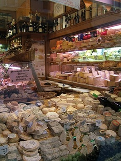 fromage, if for no other reason you go to France ;)