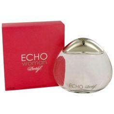 Echo Deodorant by Davidoff, 3.4 oz Soothing Deodorant Breeze for Women