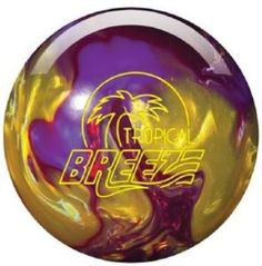 Storm-Tropical-Breeze-Purple-Gold- bowling ball
