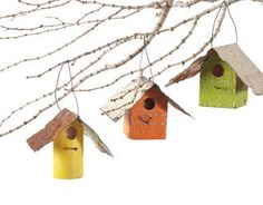 Rustic Birdhouse… But What Did It Used2bee? pieces of pallets, rolled out tin cans & electrical wire