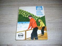 DJH Jugendherbergsverzeichnis von 1970 mit Karte DDR