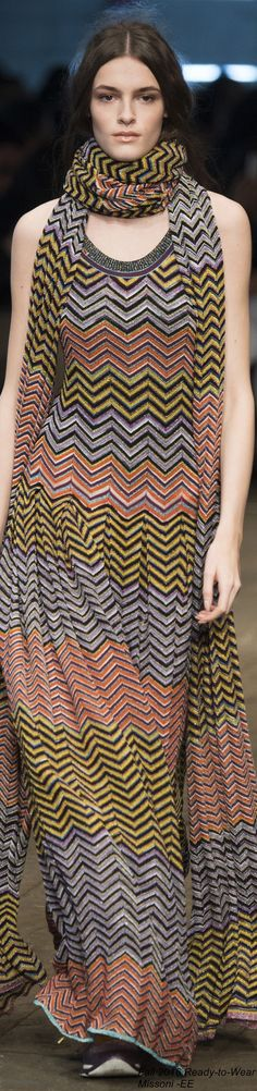 Fall 2016 Ready-to-Wear Missoni