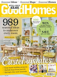 GoodHomes UK – April 2017 – Books Pics – Download new books and magazines every day!
