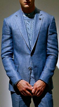 Gieves And Hawkes S/S 2015 Menswear