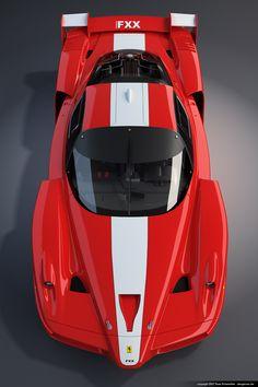 Ferrari, FXX