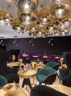 Tom Dixon - Harrods Cafe 04