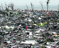 History: The Philippines is exposed to tropical storms and is hit by many natural disasters.  In 2011 a typhoon hit the Philippines.  Due to mudslides and flooding, 1,200 people died.  Waterborne illnesses also infected survivors.  In 2012 a 6.8 magnitude earthquake hit near Cebu CIty killing 20 people. In 2013 Typhoon Haiyan swept across the Philippines and is the strongest storm to ever have been recorded.  Several thousand people died and millions of Filipinos were displaced.