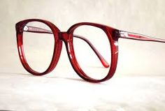 In theme with valentines - Red Frames & Sunglasses for a hot new look! #Glasses #Red #frames #fashion #optrafair