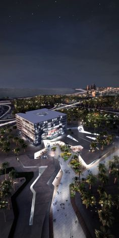 Henning Larsen Architects - Central Bank of Libya