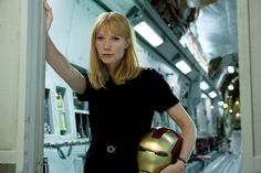 Gwyneth Paltrow Says She Would 'Of Course Be Open' to Playing Pepper Potts for Marvel Again
