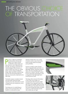 #ClippedOnIssuu from Ecyclist Magazine Issue 5 2014