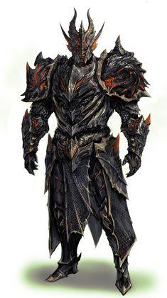 Ankarion, The Dragon King, Supreme Commander of the Dragheri & Warmaster of the Insidium Fantasy Demon, Demon Art, Fantasy Monster, Fantasy Warrior, Dark Fantasy Art, Fantasy Artwork, Fantasy Beasts, Armadura Viking, Armadura Medieval