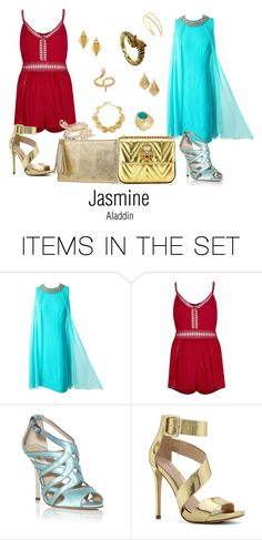 """Jasmine - Aladdin"" by sparkle1277 ❤ liked on Polyvore featuring art"