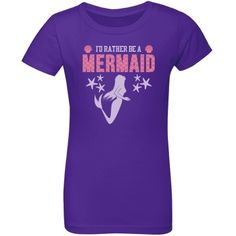 Id Rather be a Mermaid - Y4