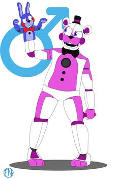 Funtime Freddy by FNAFNations