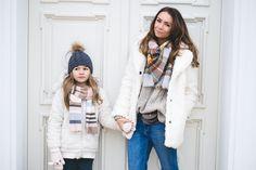 Fashion kids fashion mum winter fashion
