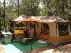 Tent Tricks for Cozy Family Camping https://www.vanchitecture.com/2018/01/30/tent-tricks-cozy-family-camping/