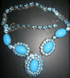 Stunning Vintage Christian Dior Necklace by Mitchell Maer