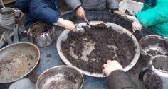 Delicious Mud at Chadwell Preschool