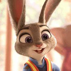 "georgejamesvaltom: ""Judy Hopps from the ""Original Jumbo Pop"" deleted scene. Why must she be so amazingly wonderful? """