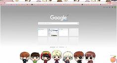 GOT7 Chrome Theme - ThemeBeta