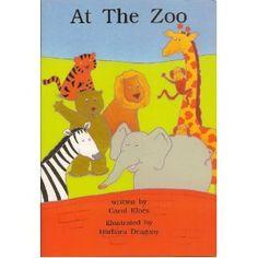 At the Zoo  Kindergarten DRA Level 1