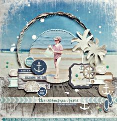Layout - LOVE this - KC Sandy Toes