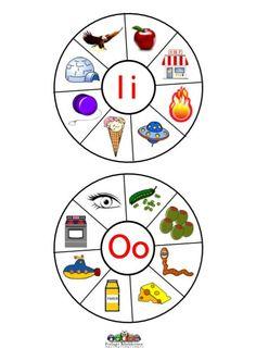 Bogstavhjul 1 Abc Sounds, Learn To Read, Grade 1, Uganda, Kids Playing, Montessori, Preschool, Classroom, Teaching