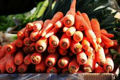 Eat your carrots: Researchers at the Erasmus Medical Centre in Rotterdam found that eating high levels of beta carotene - the compound that gives carrots their coloring - as well as vitamins C, E and zinc, lowers the chance of age-related macular degeneration by up to 35 percent. Other sources of beta carotene include pumpkins, sweet potatoes, pink grapefruit and spinach.