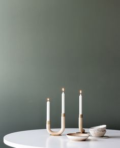 Light a candle and enjoy the atmosphere.