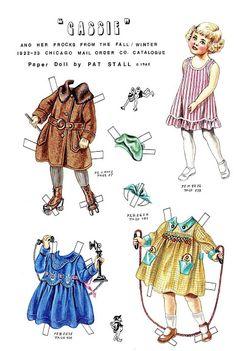 Magazine Paper Dolls - Chrissy Robinson - Picasa Web Albums