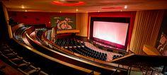 Interior Architectural Photo of the Auditorium of the Uptown Theatre in Minneapolis