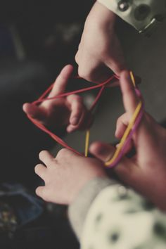 How To Play The Cat's Cradle Game
