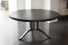 tripod wishbone table // BDDW