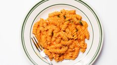 Fusilli alla Vodka with Basil and Parmesan Recipe | Bon Appetit