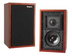 """""""Rogers - LS3/5a 60th Anniversary Edition Classic Loudspeakers"""" !...  http://about.me/Samissomar"""