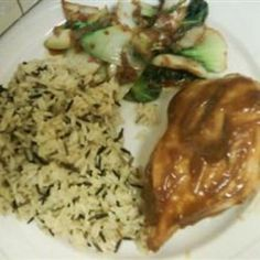 Teriyaki Chicken for the Busy Cook