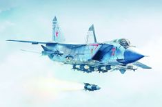 Mikoyan-Gurevich MiG-31 Foxhound