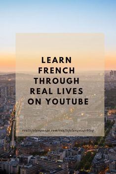 Learning a language is not just learning grammar, vocabulary and structures. To truly learn French, you need to learn the culture as well. Learn French Beginner, Learn French Fast, Learn To Speak French, Learning French For Beginners, Learn English, French Language Lessons, French Language Learning, French Lessons, Spanish Lessons