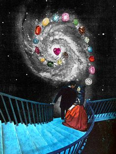 Collages Surrealistas por Eugenia Loli Collage Artists 92329e9f7027b