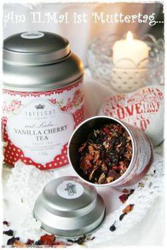 Ovocný čaj třešeň a vanilka - 25 gr | Bella Rose